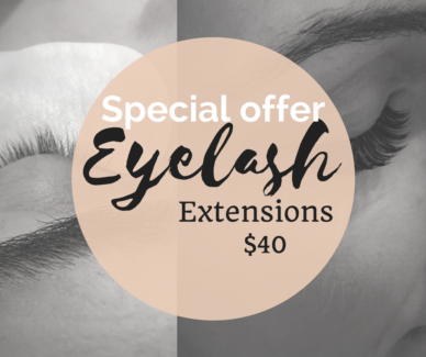 7 YEARS EXPERIENCE. The lash and brow specialists. SPECIAL OFFER!