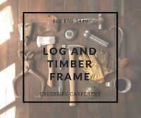 Log, Timber, Post and Beam!