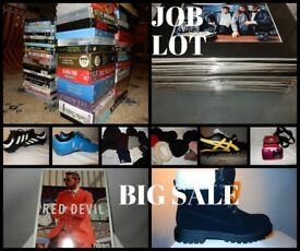 BIG JOB LOT ITEMS VARIOUS ITEMS ALL YOU SEE