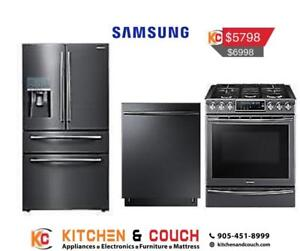 Black Friday Special Deal Samsung Appliance Packages (SAM902)