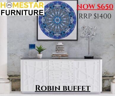 Robin Series,Coffee/Lamp Table,Buffet,Entertainment Unit