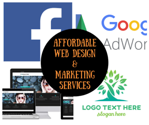 Web page design and marketing services for small businesses & startups