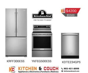 KitchenAid Appliance Bundle Deal | Best Prices (KTN401)
