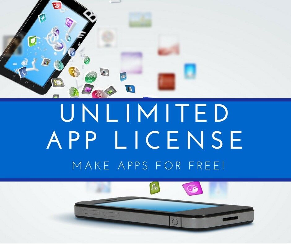 Software License Allowing You To Make Unlimited Smartphone Apps | in  Enfield, London | Gumtree