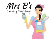 Mrs B,s cleaning services