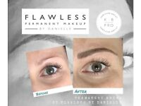 Permanent brow models wanted for ombré and advanced combination style brows