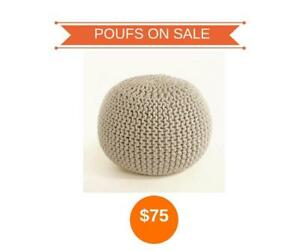 Seating Poufs on Sale  (RB6)