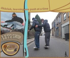 Sk8Club Skateboarding Lessons