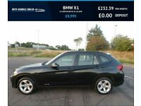 BMW X1 2.0 XDRIV SE 2013, Air Con,Cruise,Glass Roof,Low Mileage,Service History,Very Clean