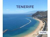 SAVE! Cancellation! Flight + Holiday for 2, flying from Glasgow Prestwick,UK to Tenerife, Spain