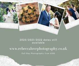 Wedding photographer - Small Ceremonies to full day