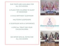 Ultimate Sleepover parties/ wedding/christening any occasion