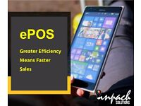 EPOS SYSTEM FOR RESTAURANTS AND TAKEAWAY(FULL CONFIGURATION )(TABLET ORDER TAKING)