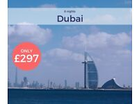 SAVE! Dubai Accommodation Cancellation! Hotel for 2 Adults in Dubai for 8 nights
