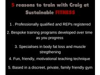 Professionally Qualified Personal Trainer (Free consultation & 10% off for Gumtree clients)