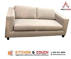CANADIAN FURNITURE STORES | FLOOR MODEL SOFA SALE  (KC11)