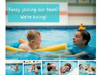 Puddle Ducks Part Time Vacancy - Baby & Pre-School Swimming Teacher EDINBURGH