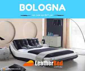 From $29 per week FULLY Leather Bed Styles King Queen or Double North Lakes Pine Rivers Area Preview