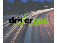 BOOK YOUR LGV OR PSV DRIVER CPC TRAINING NOW ONLINE BARGAIN £225