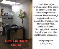 Local à partager Charny