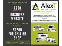 AlexT Web Design | Professional | Mobile Friendly | Websites | Ecommerce | Booking | Classifieds