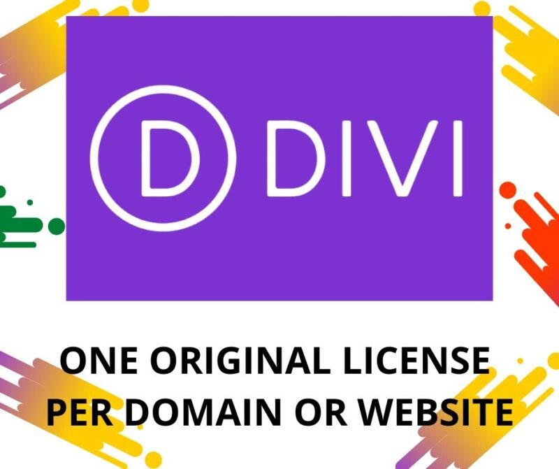 Divi Theme With License Key —The Ultimate WordPress Theme & Visual Page Builder⭐