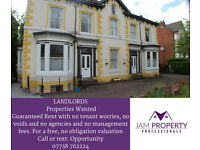Attention Landlords - looking for Guaranteed Rent?