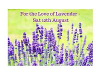 12 WAYS YOU CAN USE YOUR LAVENDER GROWING IN YOUR GARDEN - Sat 12th Aug