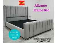 BRAND NEW QUIN FRAME BED