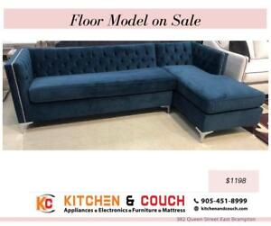 CONTEMPORARY FURNITURE CLEARANCE | FABRIC SECTIONALS CANADA (KC2375)