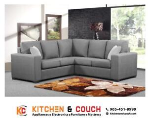 CONTEMPORARY FURNITURE CLEARANCE | FABRIC SECTIONALS CANADA (KC4)