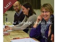 New courses!!! IELTS Arabic Chinese French German Italian Japanese Polish Portuguese Russian Spanish