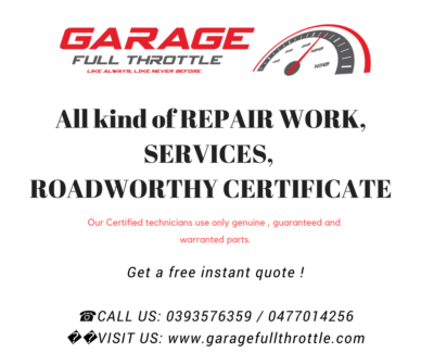 Car Repair centre - Campbellfield