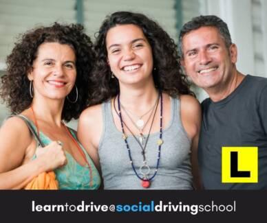 Social Driving School