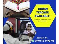 Learn Quran online classes