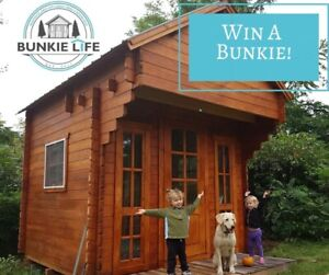 Win a $6000 Bunkie!!! Free entry