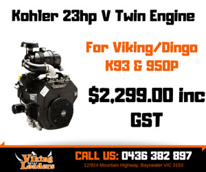 23hp kohler engine | Gumtree Australia Free Local Classifieds
