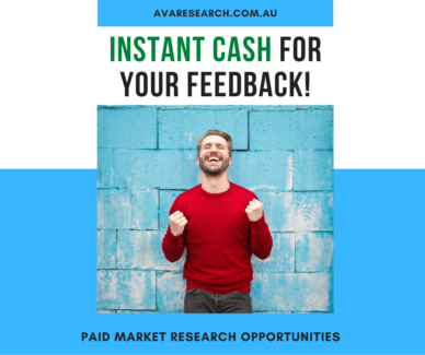 $200 CASH OFFERED FOR A 4 DAY ONLINE BULLETIN BOARD STUDY Perth Perth City Area Preview