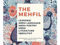 Urdu lessons! Beginner and Intermediate courses in London