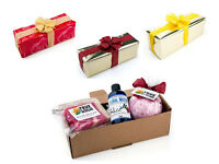 Luxurious Rose GIFT SET: Bath bomb, Olive oil Soap, Rose Water - Christmas, Birthday