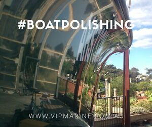 Boat Polishing and Detailing Pleasure Point Liverpool Area Preview