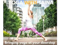 Private Yoga in West London