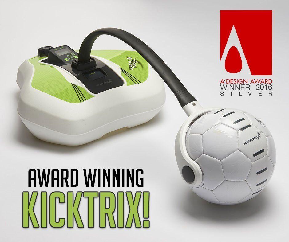 KickTrix™ Football Training Tool   App sports equipment soccer practice  trainer (hardly used) bb18144f4