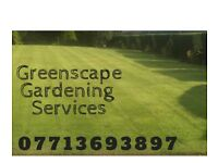 Greensape Gardening Services *Hedge Trimming / Lawn Care / Clearance / Patio Bleaching Specialist*