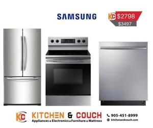 Samsung 3pcs Appliance Package on a great deal (SAM901)