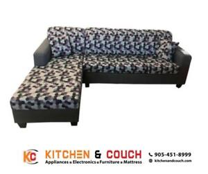 FABRIC SECTIONALS ON DISCOUNTED PRICE (KC4)