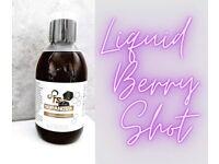 Liquid Berry Shot