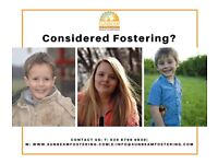 Foster Carers Needed! - Croydon, London - Get Up To £650 Per Week