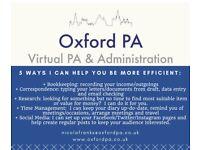 Oxford PA (Virtual PA) & Administration