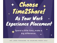 Work Experience Placement - Child Workforce - Bath, NES
